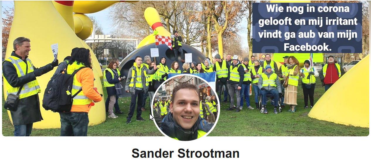 Sander Strootman facebook