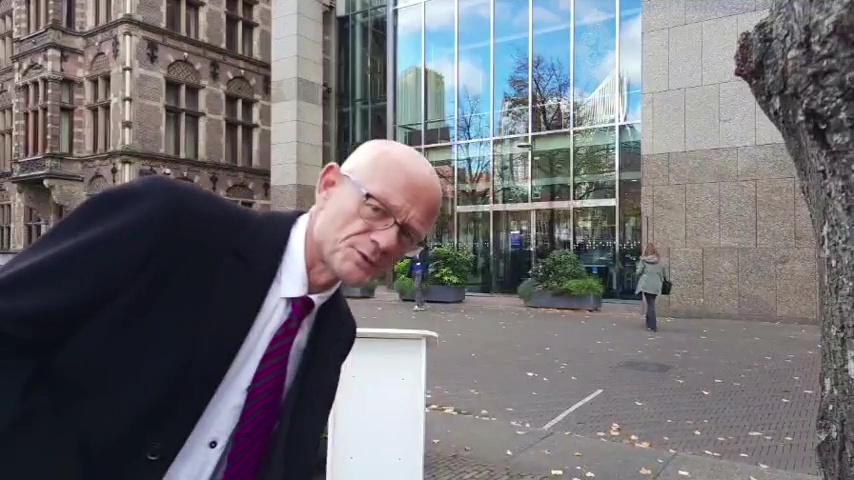 Mondkapjes professor en virusverspreider Martin Mourik