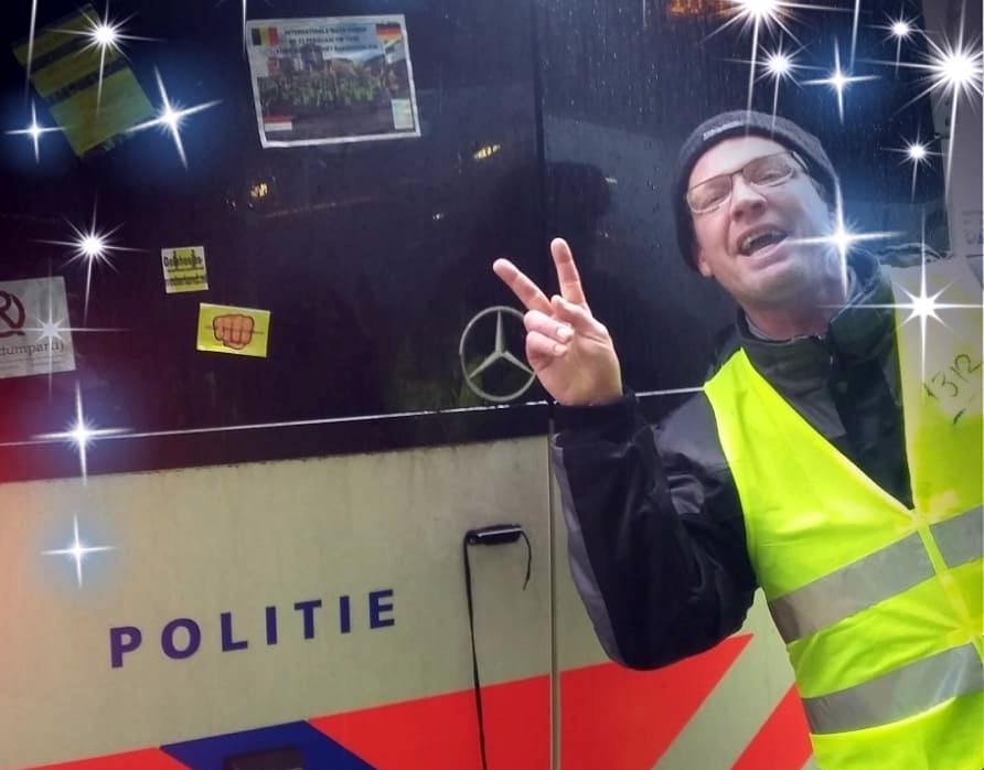 Bredanaar Hans van Osch bedreigt ministers