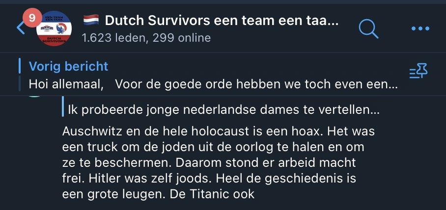 Dutch Survivers holocaust ontkenners