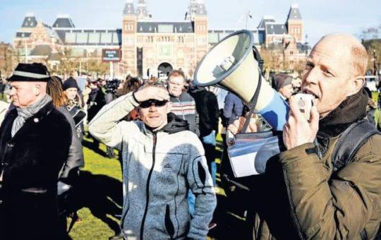 Tinus Koops, Henk Kooi, Albert Zandbergen