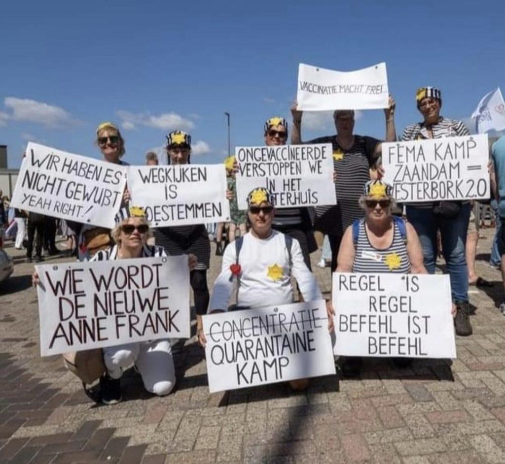 Police for freedom o..a. met Gerard Nederpel en Irma de Ridder